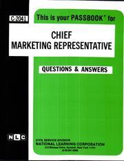 Chief Marketing Representative PDF