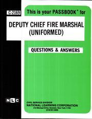 Deputy Chief Fire Marshal PDF