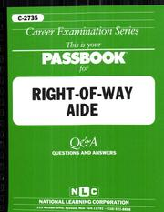 Right of Way Aide PDF