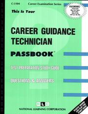 Career Guidance Technician PDF