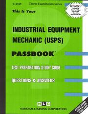 Industrial Equipment Mechanic PDF