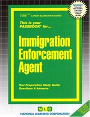 Immigration Enforcement Agent PDF