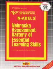 Nebraska Assessment Battery of Essential Learning Skills PDF