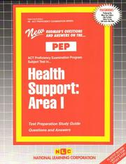 Health Support PDF