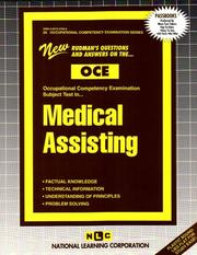 Medical Assisting (Occupational Competency Examination Series (Oce).) PDF