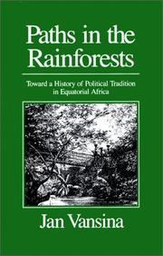 Paths in the rainforests PDF