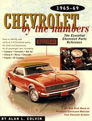 Chevrolet by the numbers by Alan Colvin
