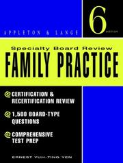 Specialty board review, family practice PDF
