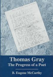 Thomas Gray PDF