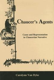 Chaucer's agents PDF