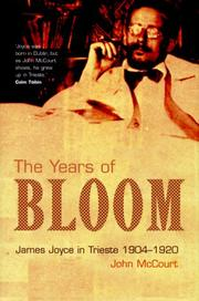 The years of Bloom by McCourt, John