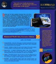 Hammond World Atlas PDF