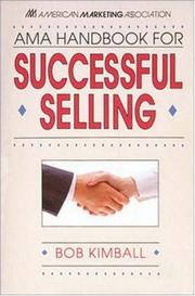 AMA handbook for successful selling PDF