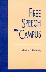 Free Speech on Campus (Issues in Academic Ethics (Paper)) PDF