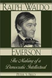 Ralph Waldo Emerson by Peter S. Field