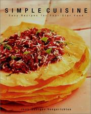 Simple Cuisine by Jean-Georges Vongerichten