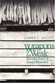 Weapons of the weak PDF