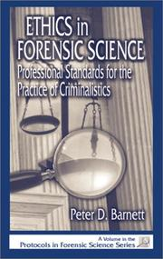 Ethics in Forensic Science PDF