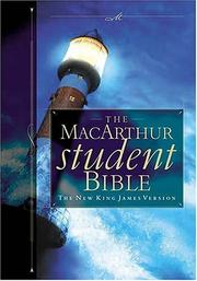 The Macarthur Student Bible PDF