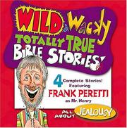 Wild & Wacky Totally True Bible Stories - All About Jealousy CD (Wild & Wacky Totally True Bible Stories) PDF