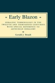 Early blazon PDF