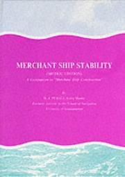 Merchant ship stability PDF