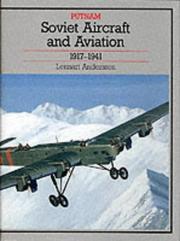 Soviet aircraft and aviation, 1917-1941 PDF