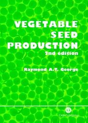 Vegetable Seed Production PDF