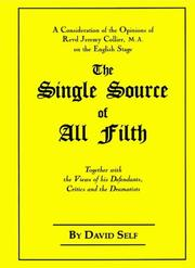 The single source of all filth PDF
