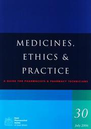 Medicines, Ethics and Practice PDF