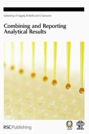 Combining and Reporting Analytical Results (Special Publications)