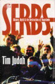 The Serbs by Tim Judah