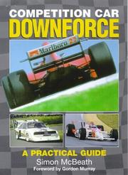 Competition Car Downforce by Simon McBeath