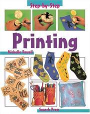 Printing (Step-By-Step Children's Crafts) PDF