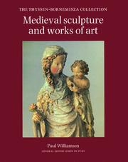 Medieval sculpture and works of art by Williamson, Paul
