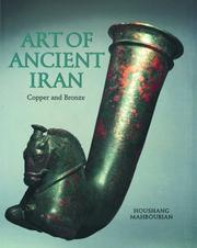 Art of ancient Iran by Houshang Mahboubian