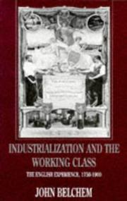 Industrialization and the working class PDF
