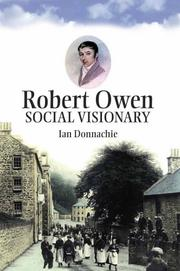 Robert Owen by Ian L. Donnachie