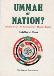 Ummah or nation? PDF