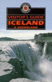 Cover of: Visitor's Guide to Iceland by Don Philpott