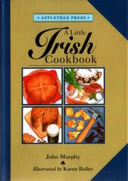 Little Irish Cook Book by John Murphy