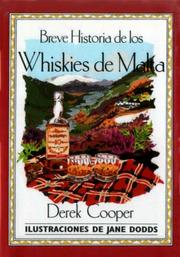 Little Book of Malt Whiskies (The Pleasures of Drinking) by Derek Cooper