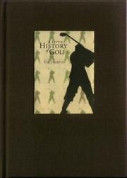 A Little History of Golf (Little Giftbooks) PDF