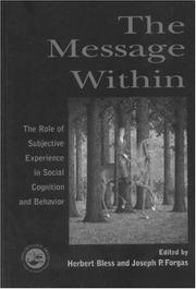 The Message Within PDF