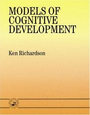 Models of cognitive development PDF