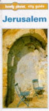 Lonely Planet Jerusalem PDF