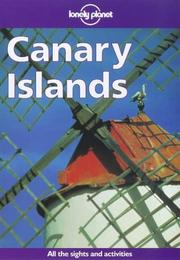 Lonely Planet Canary Islands (1st ed) PDF
