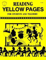 Reading Yellow Pages for Students and Teachers (The/Yellow Pages Series) PDF