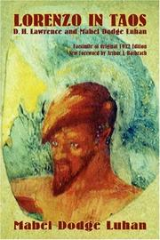 Lorenzo in Taos by Mabel Dodge Luhan