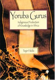 Yoruba gurus by Toyin Falola